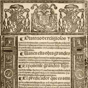 ORATORIO DE RELIGIOSOS Y EJERCICIO DE VIRTUOSOS