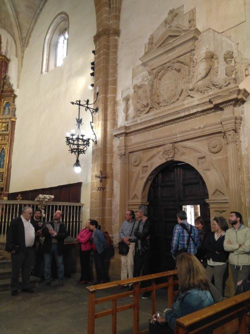 En San Nicolás junto a la capilla del deán Ortega