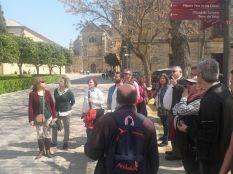 Comentando los efectos perspectivos del palacio de don Juan Vázquez de Molina